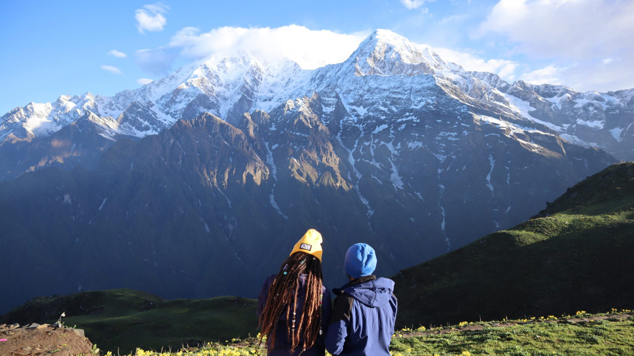 Mardi Himal Culinary & Wellness Trek: Paragliding in Pokhara