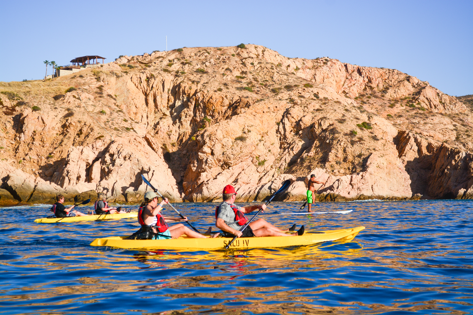 High Tide los Cabos Discount: 10% off Kayaking