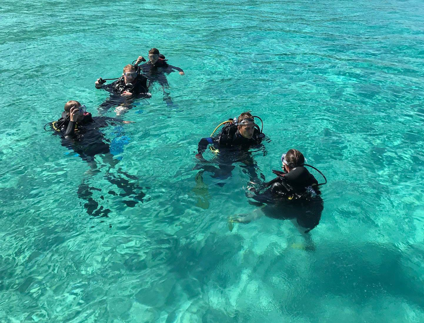 PADI Open Water Course in Malta: Learn to scuba dive in the Med
