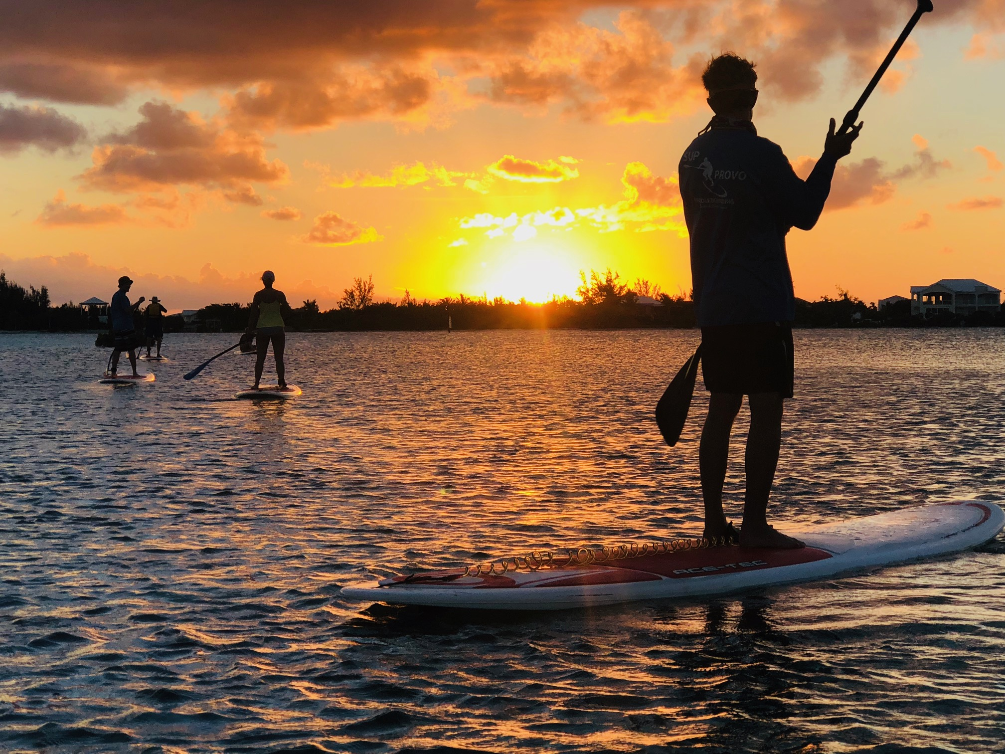10% SUP discount: Turks and Caicos paddle boarding eco tour