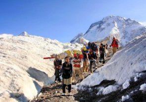 K2 base camp and K2 Gondogoro La Trek