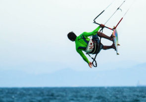 Advanced Kitesurfing Class in Tarifa-Spain Kitesurfing Lesson