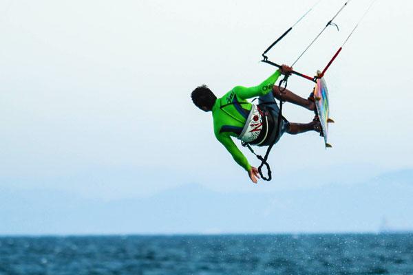 Advanced Kitesurfing Class in Tarifa: Spain Kitesurfing Lesson