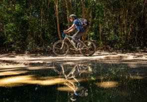 Cenote Trail Bike Tour