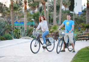 Paphos Bicycle Hire for Biking in Cyprus