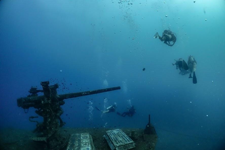 Koh Tao Fun 2 Dives Trip: Scuba Diving in Thailand Experience