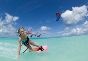 Turks and Caicos Islands kiteboarding