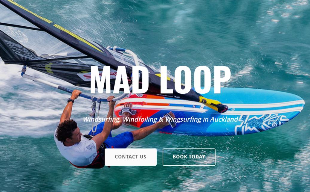 MadLoop WindSurf School