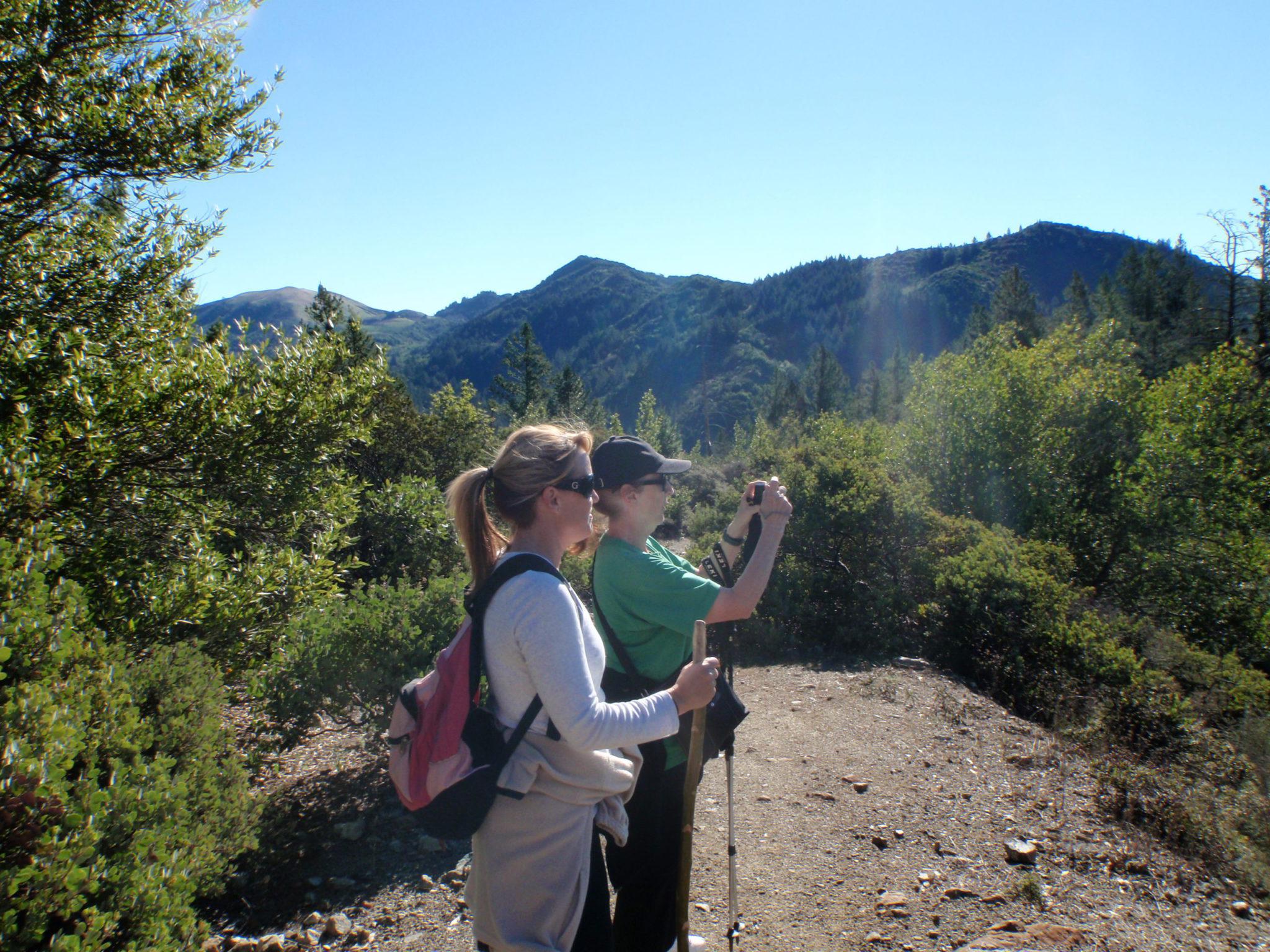 Sonoma Valley hiking trip in California: 5 day inn to inn US hike