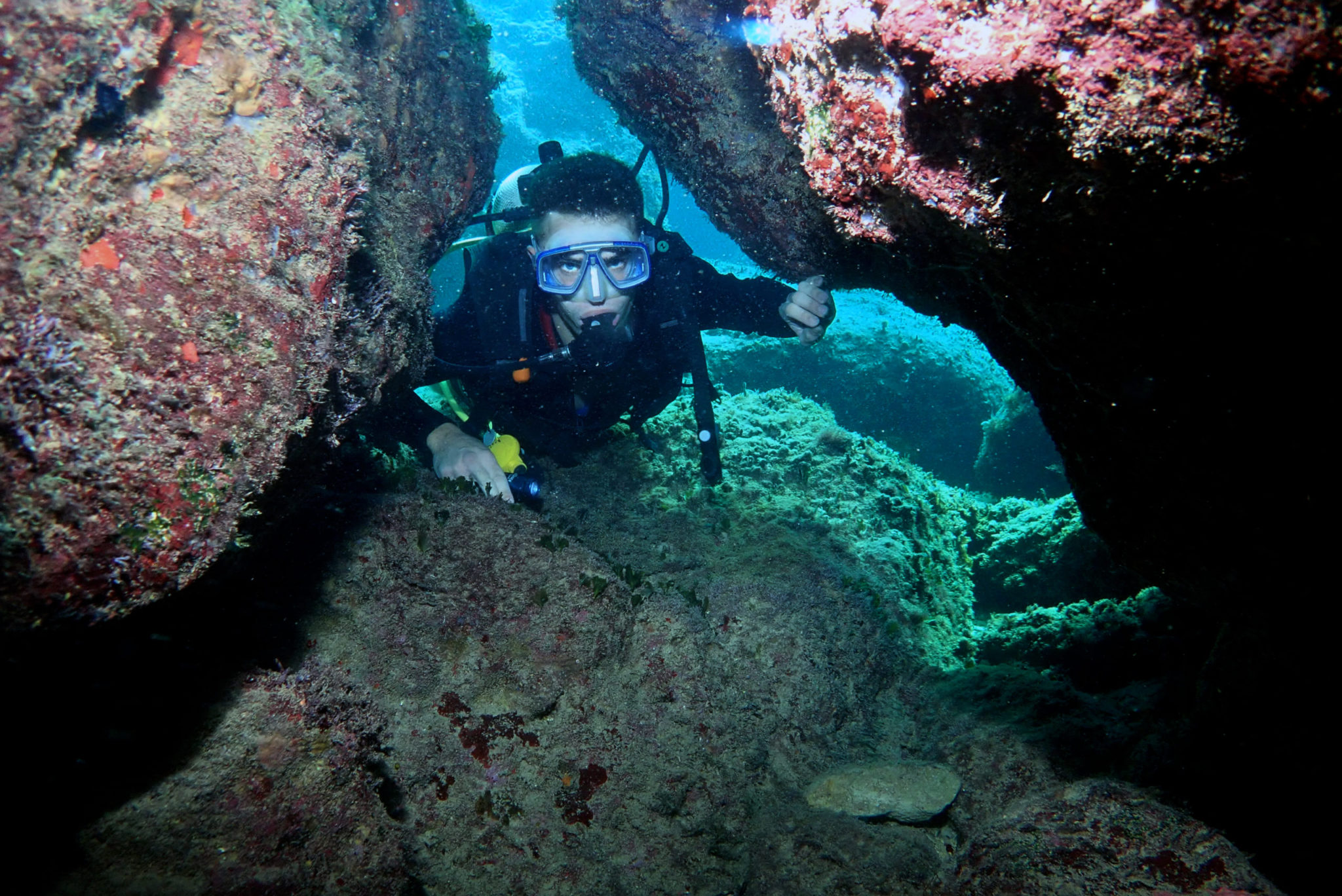 Cyprus Beginner dive course: Discover scuba diving in Paphos