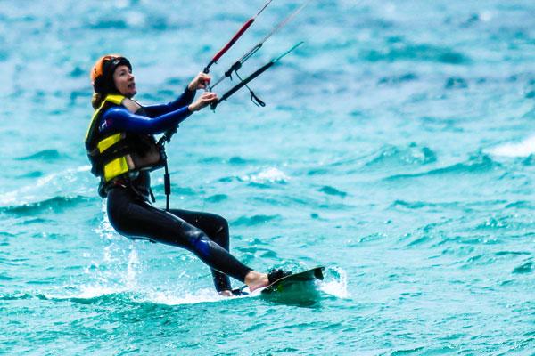 Intermediate Kitesurfing Classes in Tarifa: Spain Kitesurfing Lesson