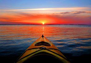 Sunset Standup Paddleboarding: Turks & Caicos Islands Kayaking