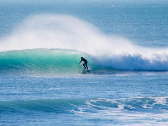 Progressive Surf Lessons in Tarifa: Surfing in Spain