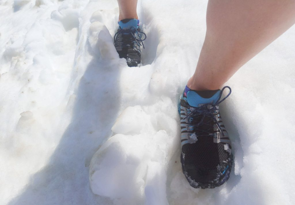 Trail running in Galtur and other Austria activities wearing the Inov-8 Roclite 275s
