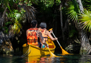 Tulum Jungle Adventure is a Mexico multi activity experience