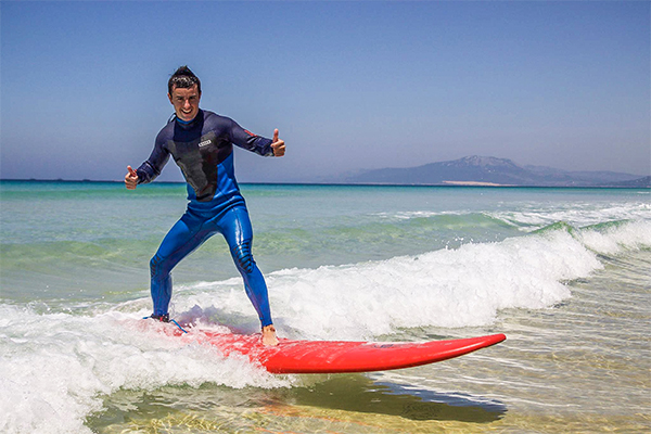 Surfing Classes for Beginners in Tarifa and Morocco