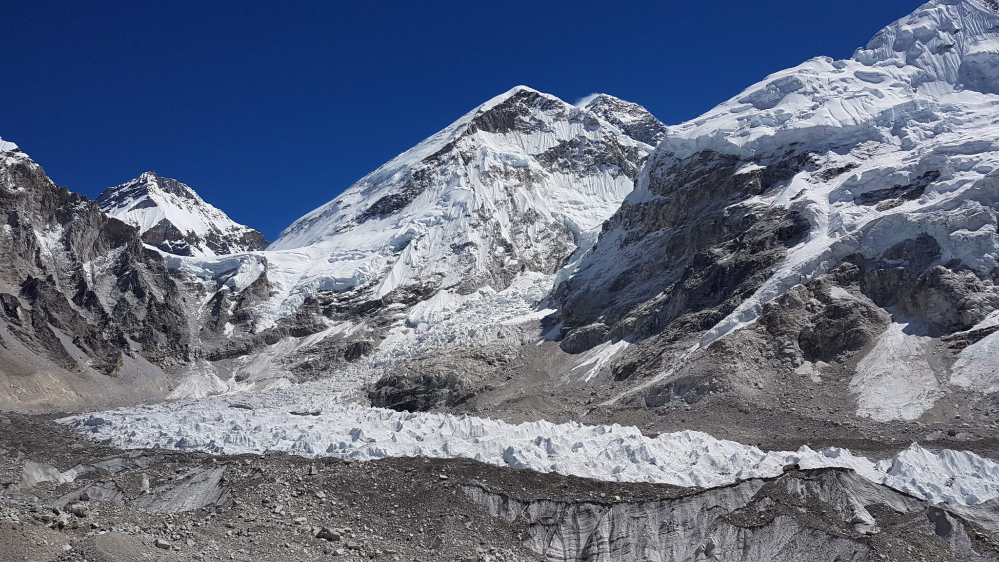 11 day Everest Base Camp Trek & Helicopter Flight Out Wellness Tour