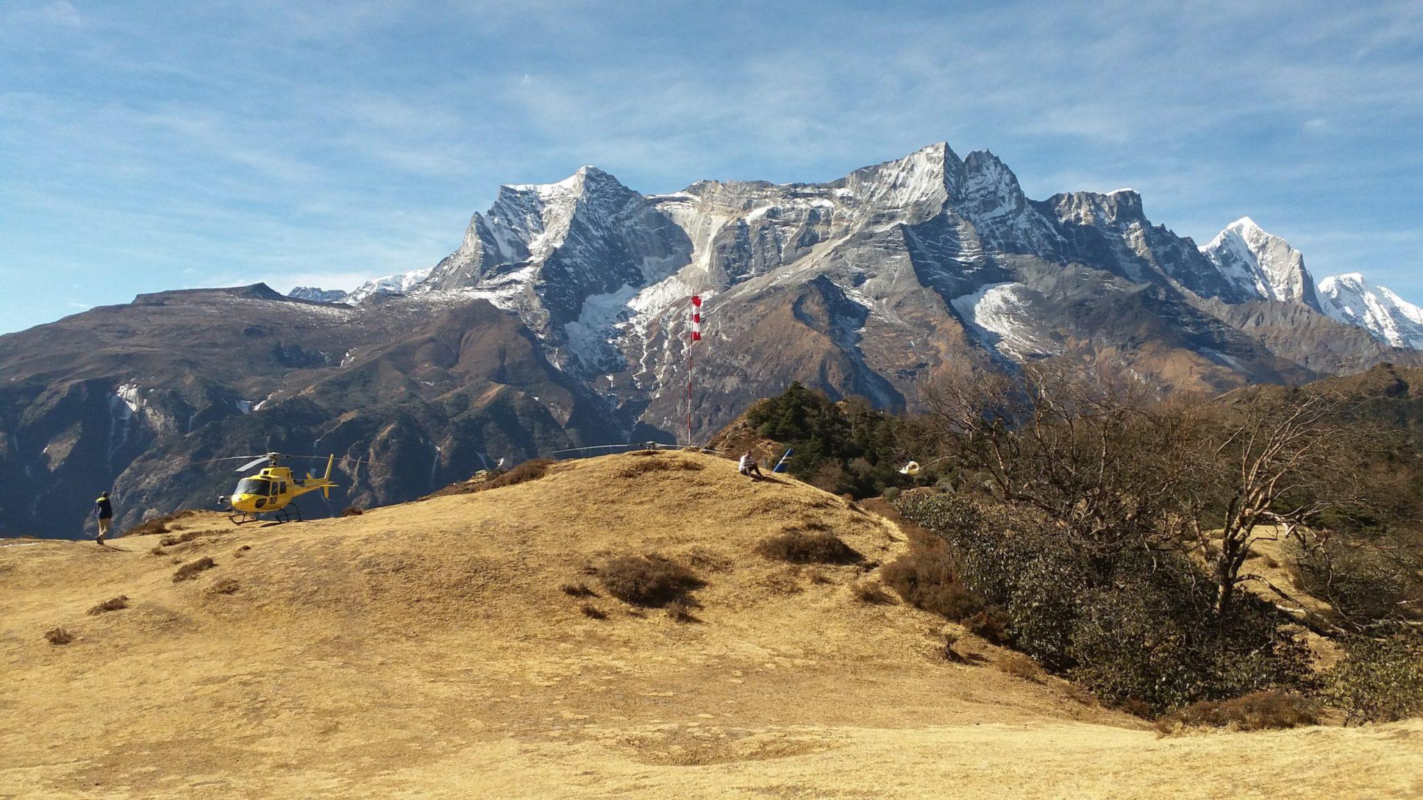 Everest Region Trek with a Cause & Khumbu Wellness Tour