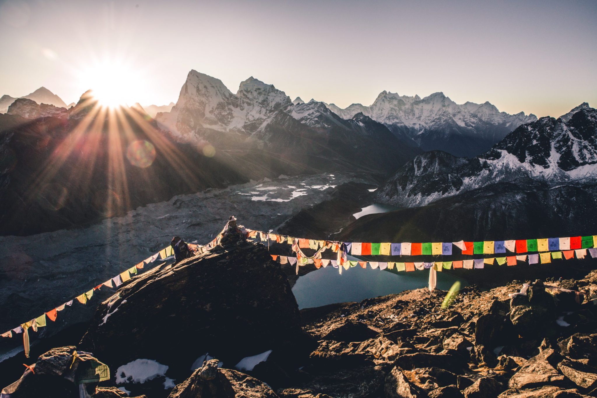 Mount Everest Base Camp: Gokyo Lakes Trek Wellness Tour