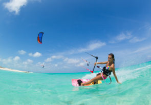 Turks and Caicos Islands Private Kiteboarding Course