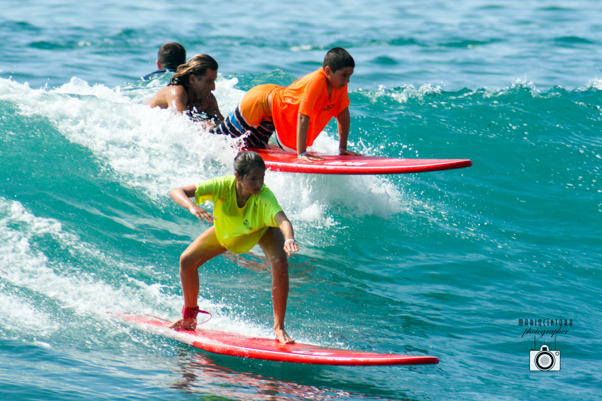 Los Cabos surf lessons at Costa Azul: Summer surfing Baja