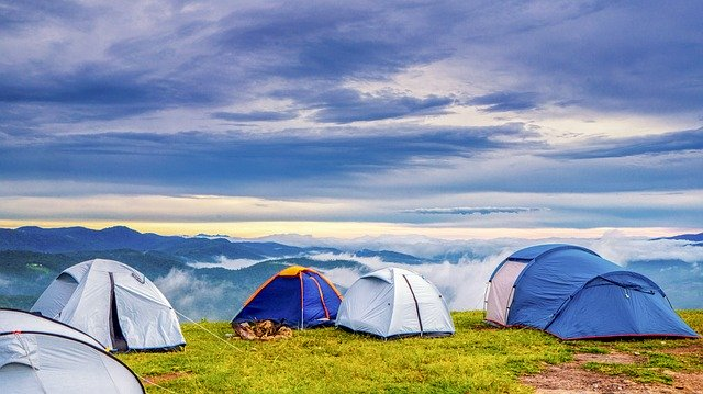 Beginner camping essentials list Guide to camping gear for first-timers Pixabay royalty free image from Sao Paulo Brazil