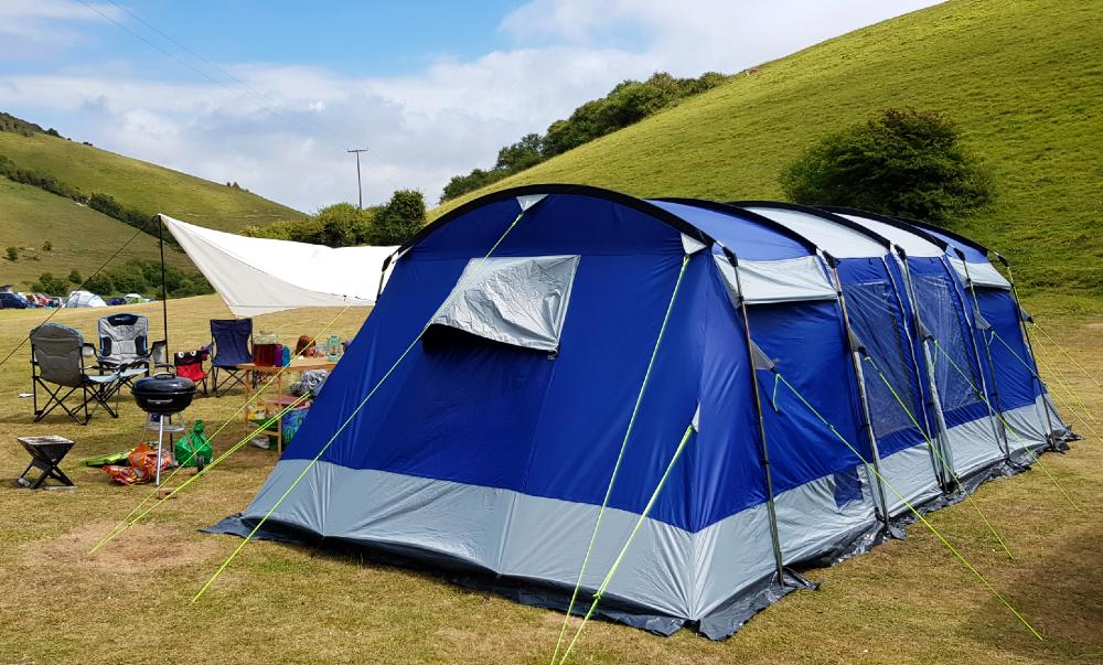 Skandika Montana 8 sleeper review in Alfriston