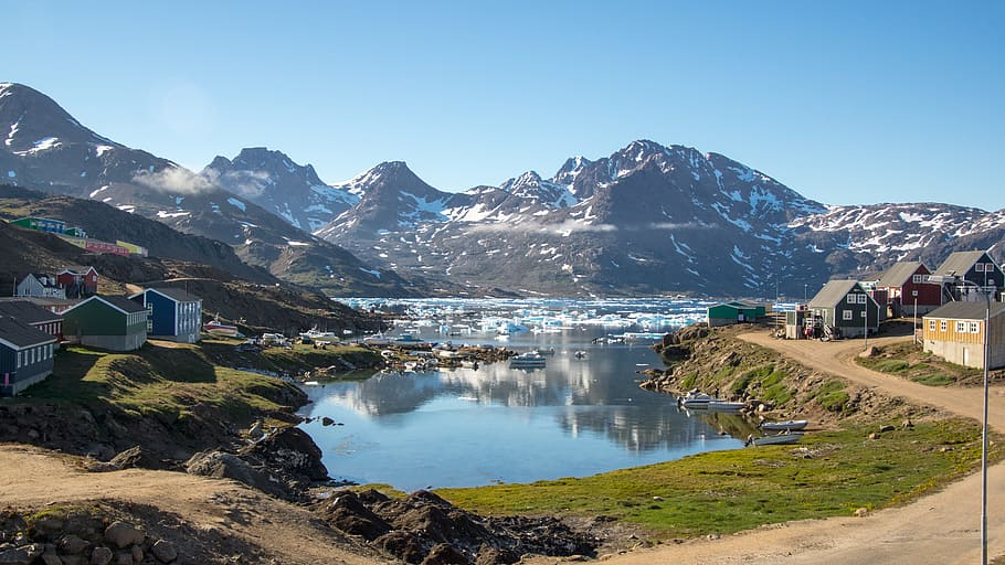 greenland one of the top 15 unknown travel destinations Royalty free image by wallpaperflare