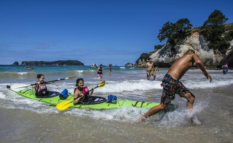 Legendary NZ Tour: Multi activity New Zealand adventure holiday