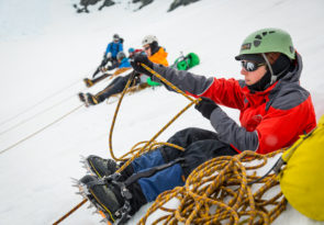 Wanaka Mountaineering course: Learn Alpinism in New Zealand