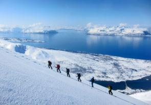 8 day Lofoten Islands ski touring holiday in Norway