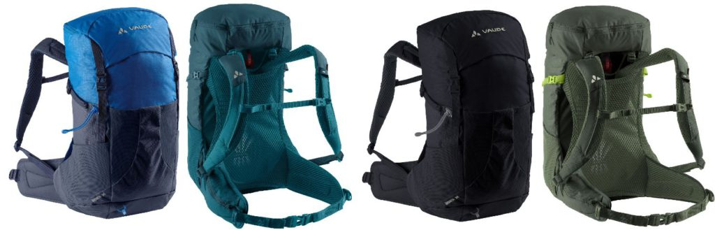 Small rucksack with adjustable back_ Vaude Brenta 24 reviewed