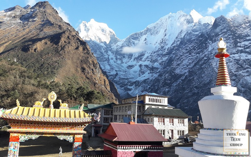 Everest Base Camp Trek in Nepal: EBC trekking holiday