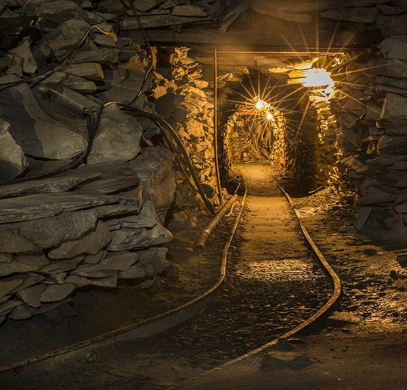 Climb Honister Slate Mine: Lake District caving experience