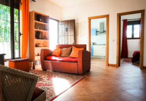 Spanish townhouse paragliding accommodation in Andalusia FlySpain