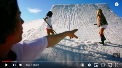 best full length snowboarding films on youtube