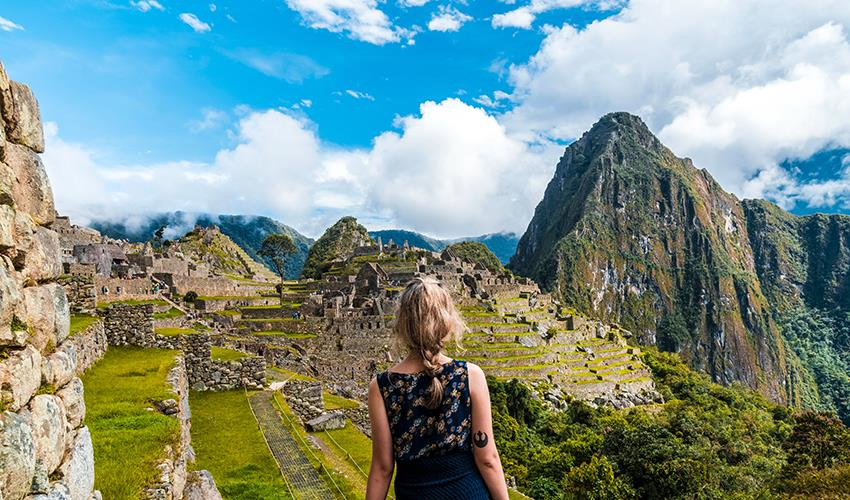 Peru trekking holiday: Inca Trail trek to Machu Picchu