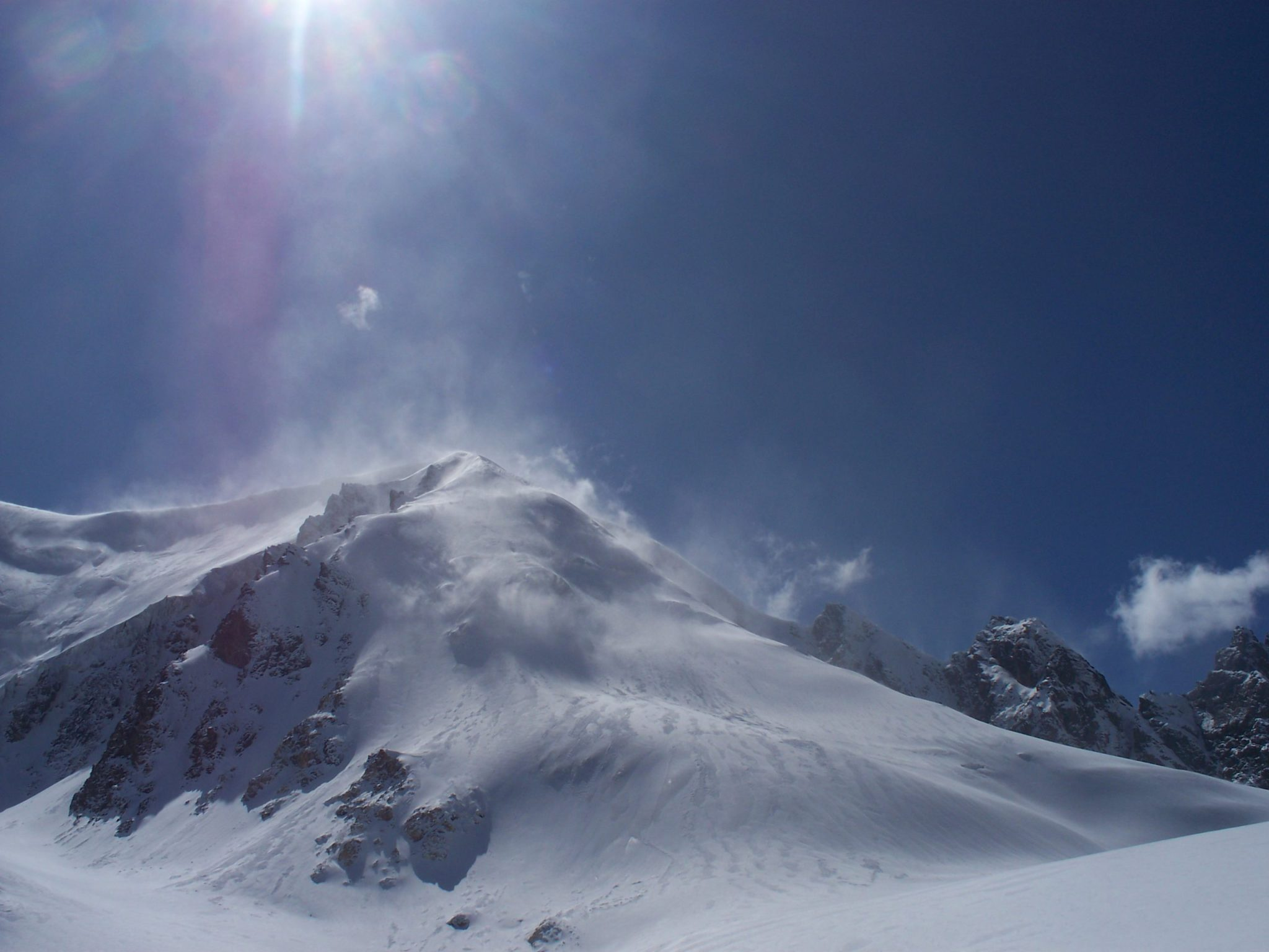 First ascents Kyrgyzstan expedition: Mountaineering Kuiluu Range