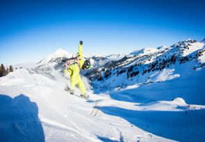5 day intro to off piste snowboarding course in Morzine Avoriaz by Mint Snowboarding