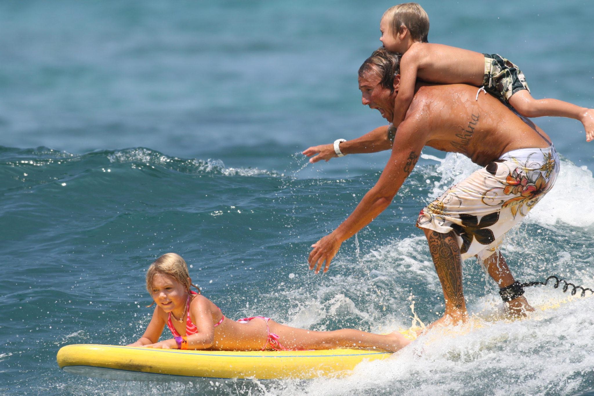 FBI Surf School
