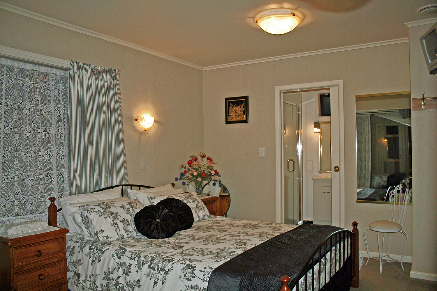 Nest Haven Bed and Breakfast accommodation in Napier, New Zealand
