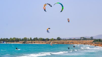 Guide to Cypriot kitesurfing holidays Pixabay royalty free image from cyprus