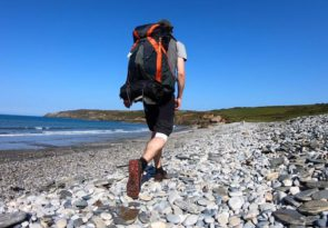 Guide to Pembrokeshire Coast Path trek Photo Copyright Matt Lynch