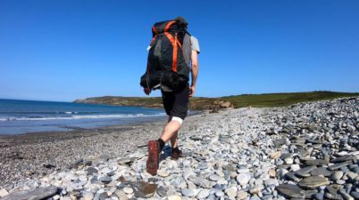 Guide to Pembrokeshire Coast Path trek Photo Copyright Matt Lynch
