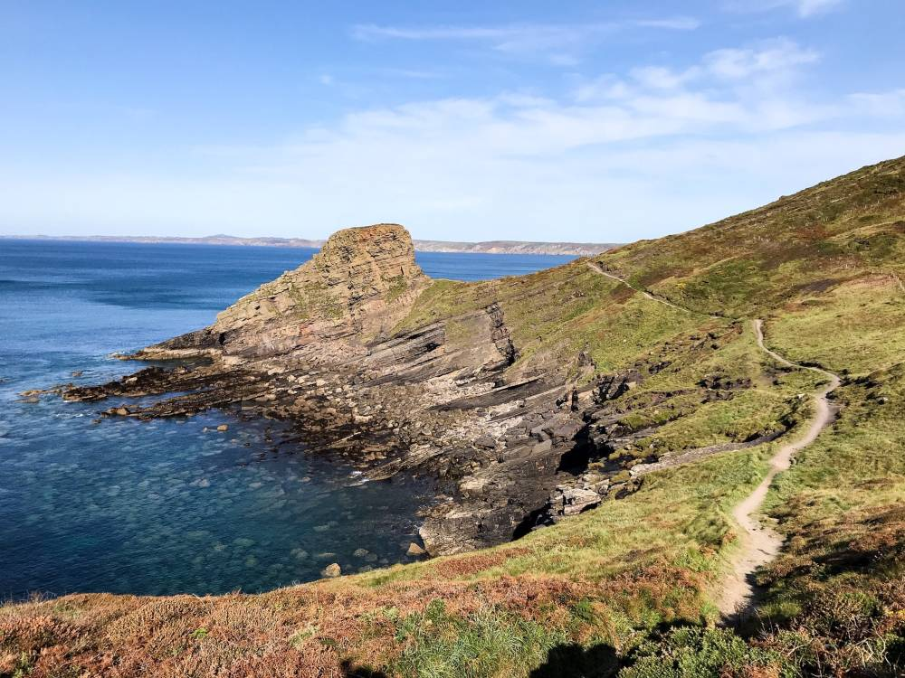 Guide to Pembrokeshire Coast Path trekking holiday Image Copyright Matt Lynch