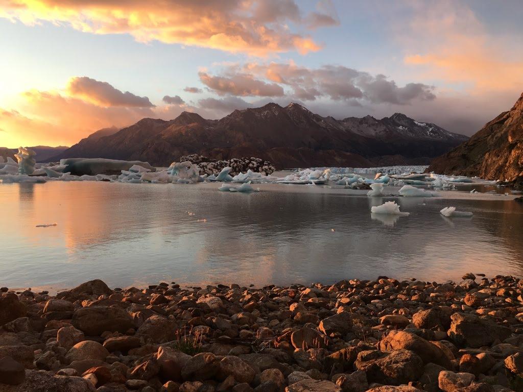 Argentina trekking holiday in Patagonia: Huemul Circuit Trek