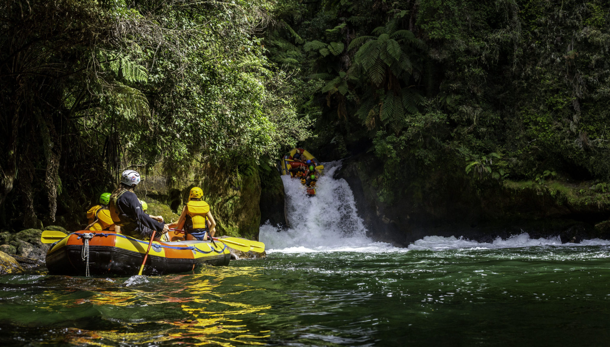 $85 rafting deal New Zealand: Discounted Kaituna white water