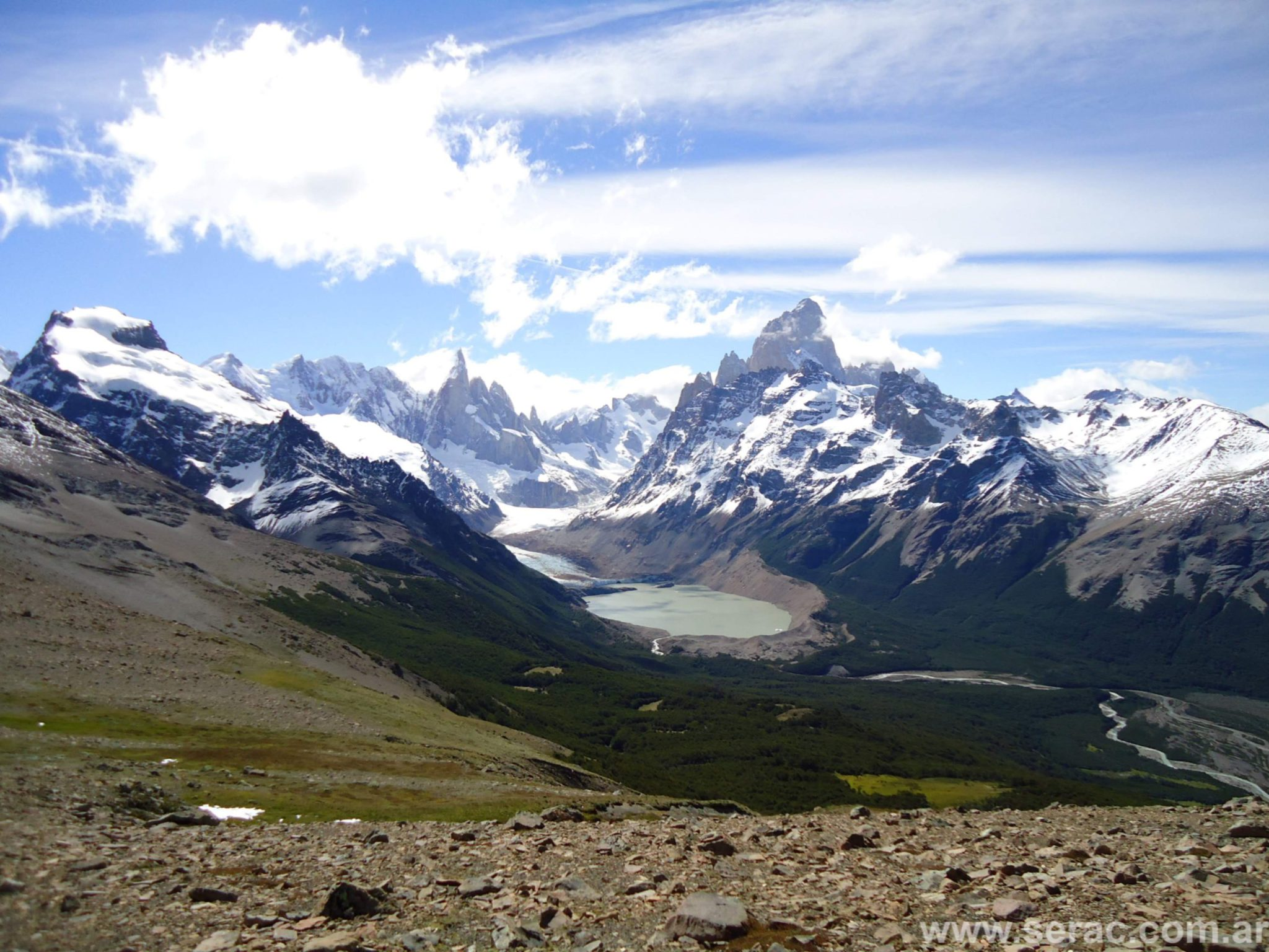 5 day Patagonia trekking holiday: El Chalten Trek in Argentina