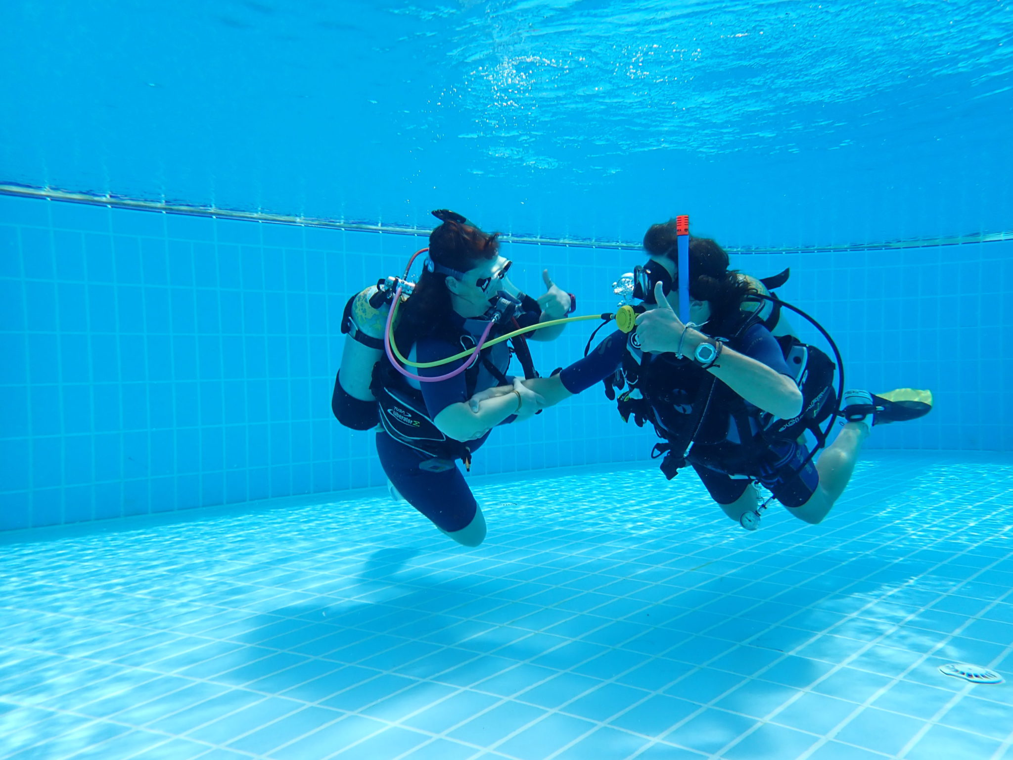Sharm el Sheikh PADI Discover Scuba Experience in Egypt