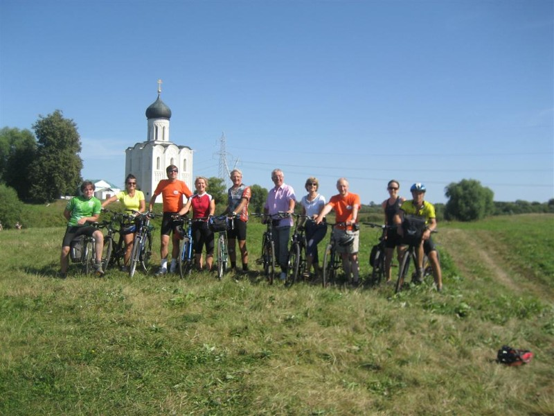Russian biking holiday: Golden Ring of Russia bicycle tour